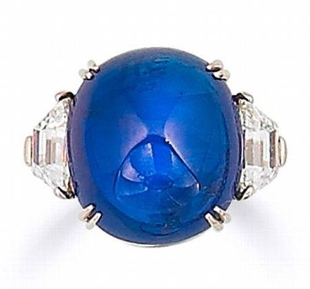 A_cabochon_sapphire_and_diamond_ring