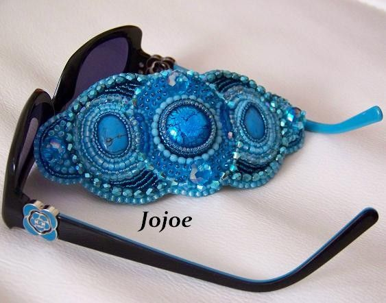Barrette turquoise
