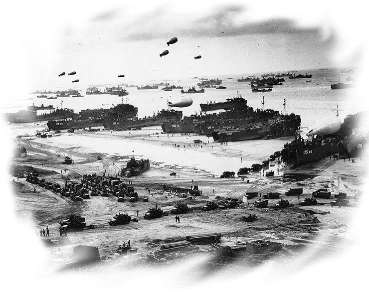 Débarquement américain en Algérie-1942