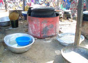 Maxi chaudron Cantine du Port MOPTI Mali