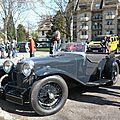 Alvis speed 20 sa 1932