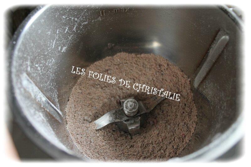 Crème au chocolat 1