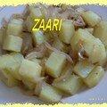 Pomme de terre à l'italienne