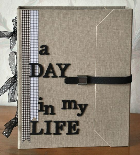 A DAY IN MY LIFE couverture 1