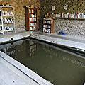 Moussy, lavoir bibliothèque