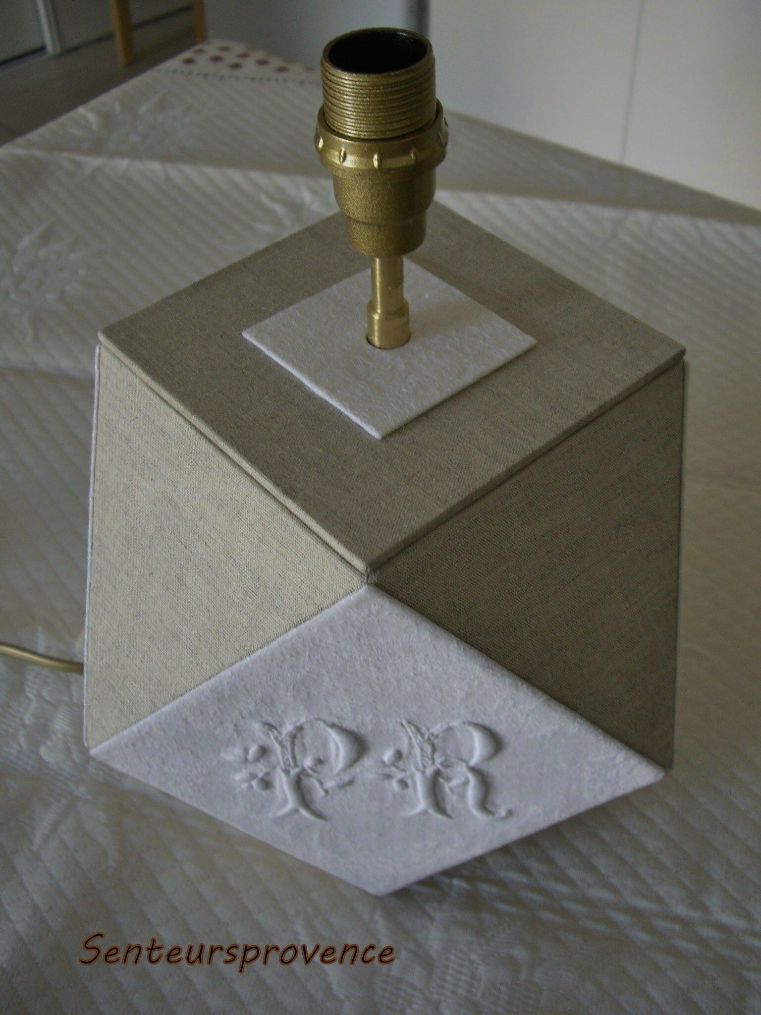 Un Joli Pied De Lampe Pour Ma Chambre Senteurs Provence
