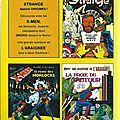 BD - Strange couverture0012