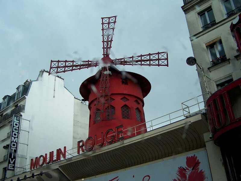 Le Moulin-Rouge