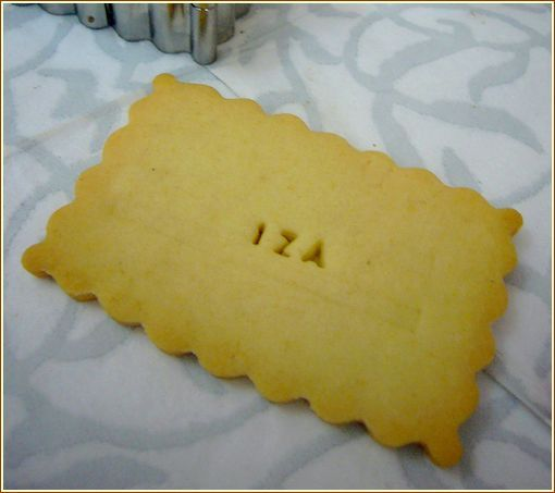 petit beurre iza