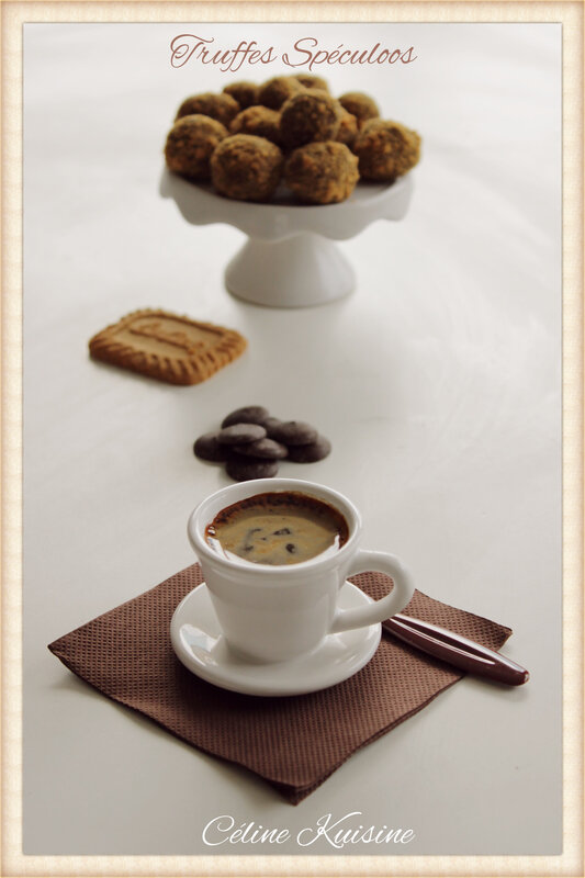 truffes speculoos 2