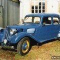 CITROEN TRACTION 11 BL - 1938
