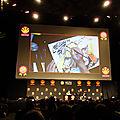 Live drawing de Leiji Matsumoto