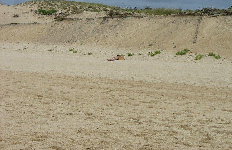 plage atlantique comme ça