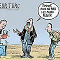 La soumission de la communauté internationale à erdogan lui permet de massacrer au calme ses populations kurdes insoumises.