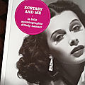 Ecstasy and me: hedy lamarr, la star trop sulfureuse pour hollywood?