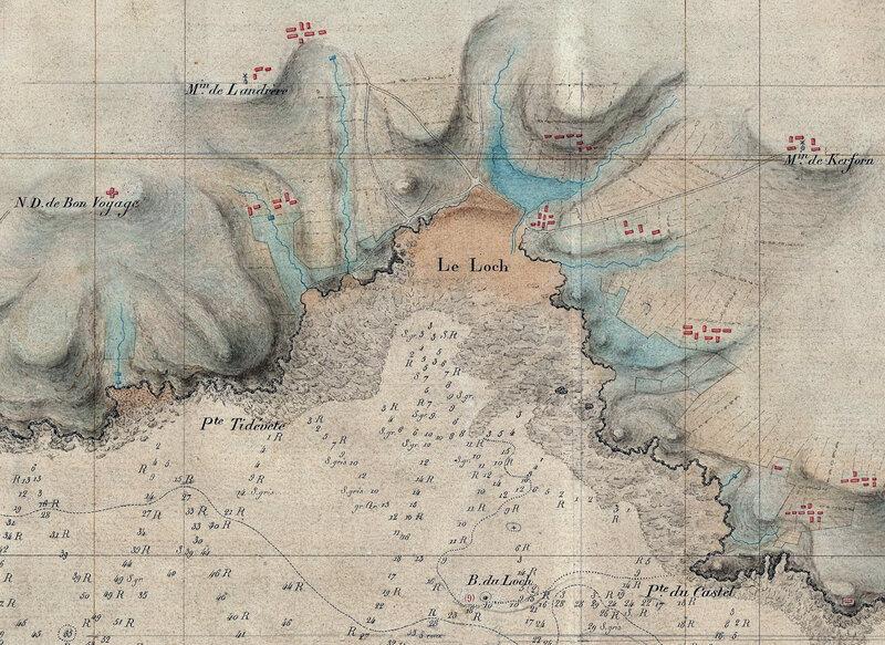 Ch03 - L'Anse dio Loch vers 1820