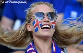 supportrice islande
