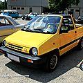 Honda jazz drop-top cabriolet (1984-1986)(RegioMotoClassica 2010) 01