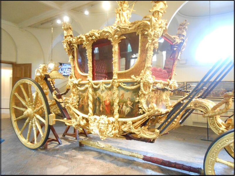 9 Royal Mews The Gold State Coach (2)