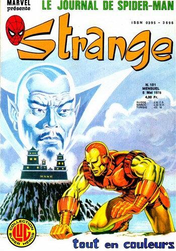 lug strange 101