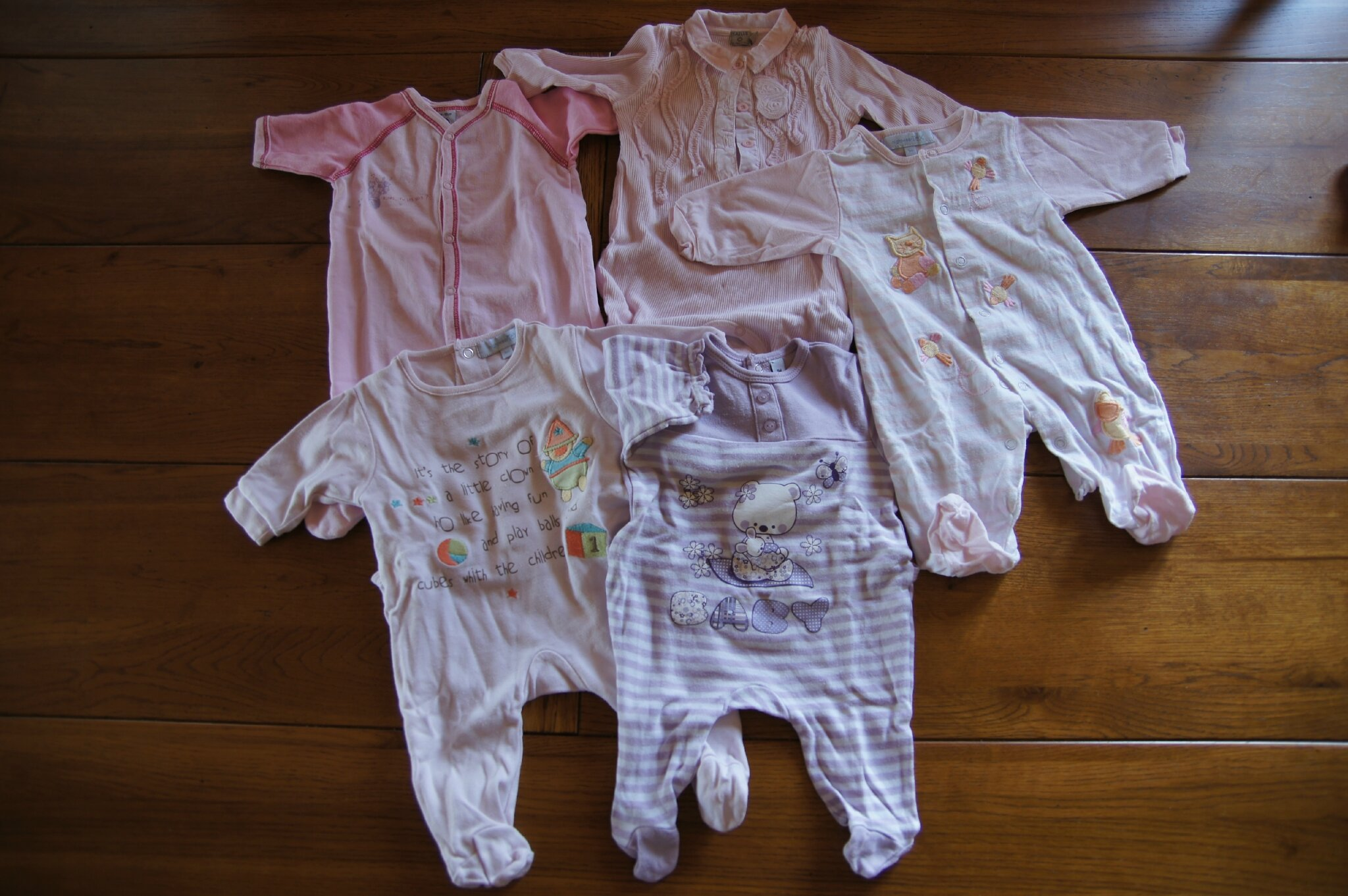Vêtements bébé fille du naissance au 3 mois - Le vide sous-sol ce66d2c5651