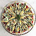 ...bouquet de conchiglioni... (cathytutu, recette.de)