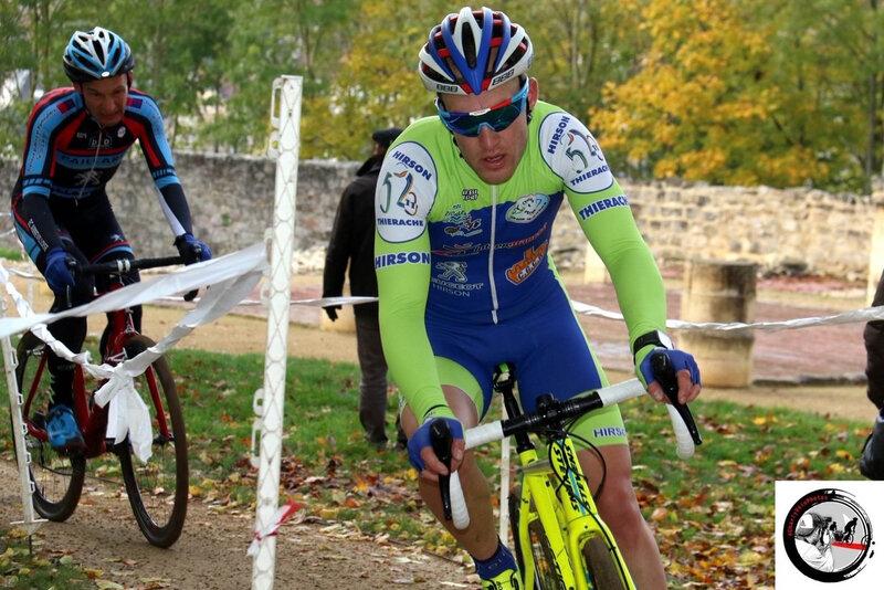 52x11 CHAMPIONNATS AISNE CYCLO-CROSS 2019 Étienne Mahoudaux