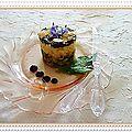 Risotto vert à l'oseille et aux amandes effilées.....et parmesan
