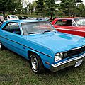 Plymouth scamp hardtop coupe-1973
