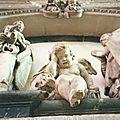 Amiens, cathédrale, ange qui pleure (80)