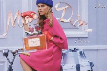 Miss Dior Cherie 1 double page