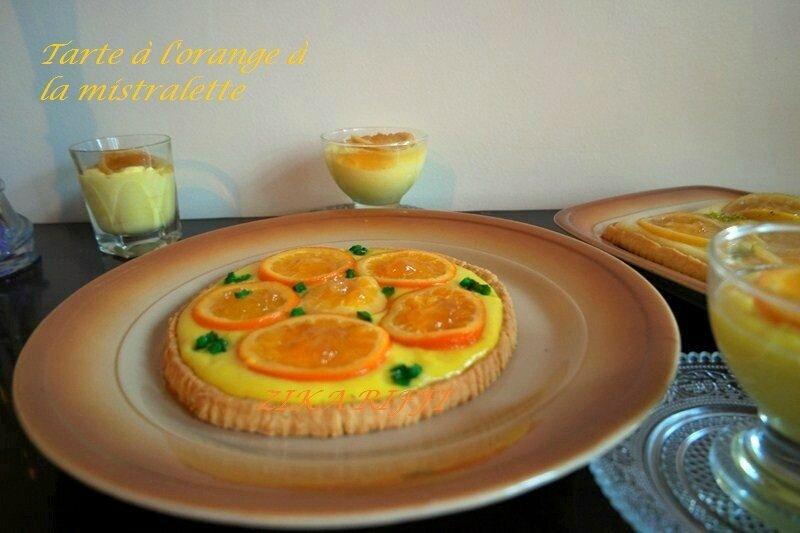 tarte orange mistralette07