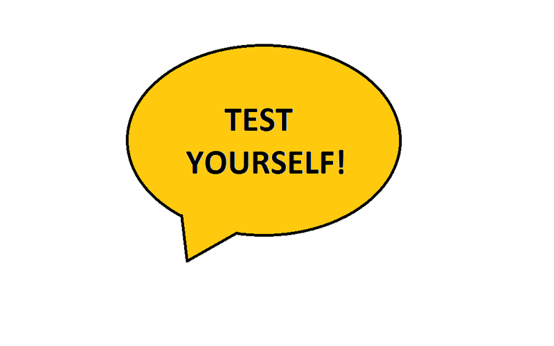 Test_yourself