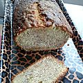 Le meilleur banana bread du monde ! best banana bread ever !