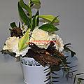 Commandez des fleurs pour la fête des mères chez votre artisan fleuriste local au fil des fleurs, 51340