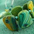 La parure aquatique (bracelet)