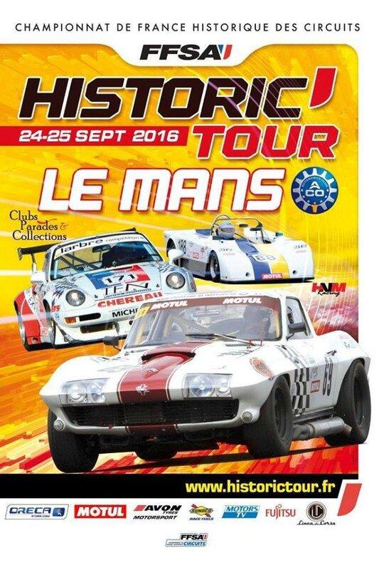 history tour Le Mans