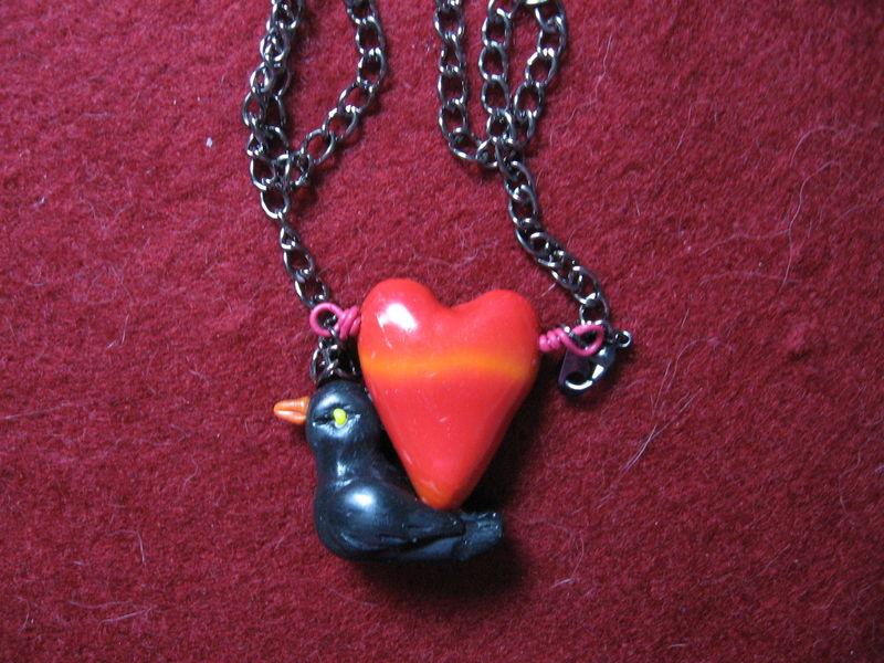 le coeur de l'oiseau