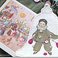 Cloche petit Pierrot - Marimerveille