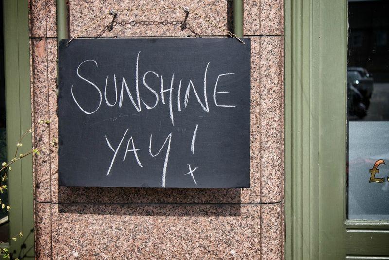 sunshine-yay