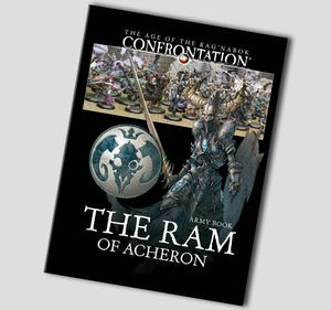 Army Book - Le bélier d'Achéron
