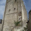Loches : le donjon