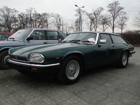 JAGUAR Lynx Eventer 3,6 Estate 1988 Champenois du Vehicule de Collection de Reims 2010 2