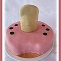 Gâteau tétine
