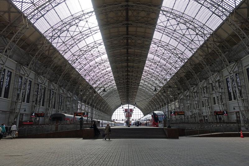 Gare de Kiev 4