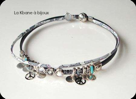 bracelet cuir 5mm gris foncé 2 tours_1