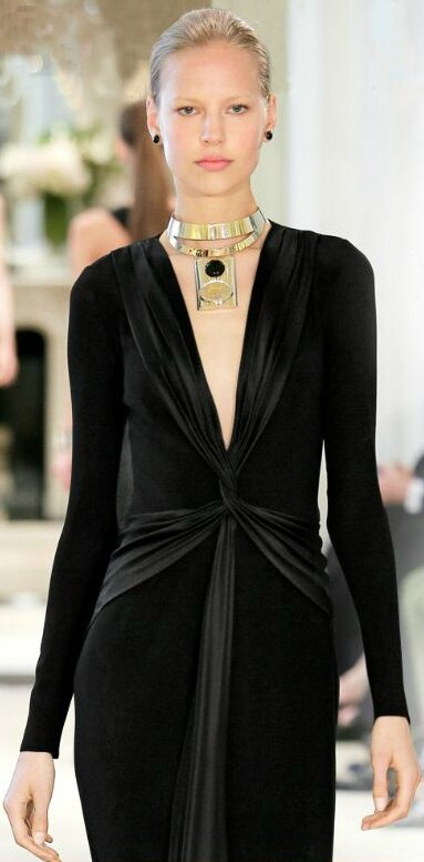ralph-lauren-black-dress