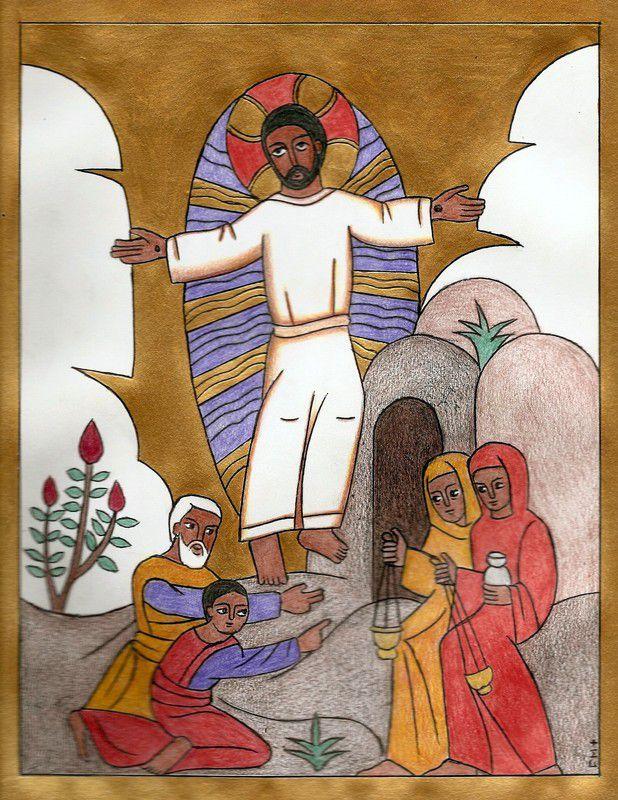 La Résurrection du Seigneur