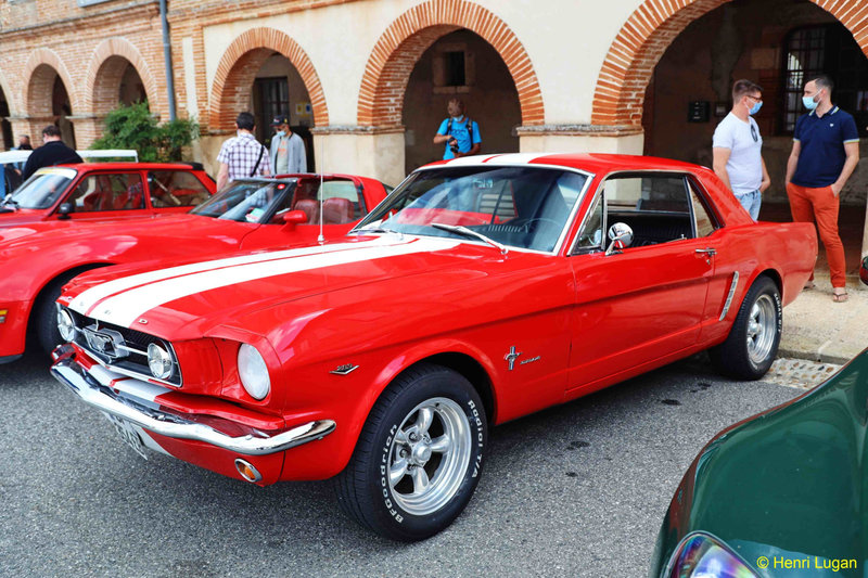 Ford Mustang I 289 - 1965