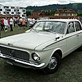 Valiant v200 4door sedan - 1963